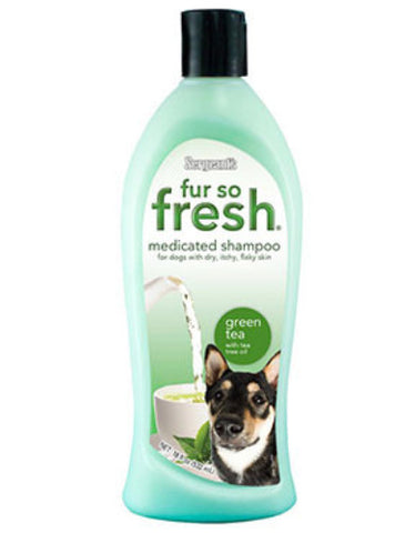 Fur-So-Fresh® Medicated Dog Shampoo with Tea Tree Oil 18oz | Perromart Online Pet Store Singapore