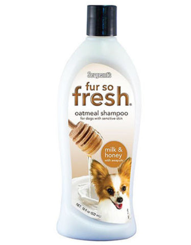 Fur-So-Fresh® Oatmeal Dog Shampoo with Awapuhi 18oz | Perromart Online Pet Store Singapore