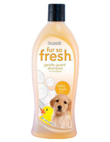 Sergeant's Fur-So-Fresh® Puppy Shampoo 18oz
