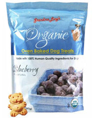 Grandma Lucy's Organic Oven Baked Blueberry Treats 14oz | Perromart Singapore