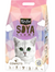 Kit Cat Soya Clump Cat Litter 7L (Confetti) | Perromart Online Pet Store Singapore