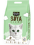 Kit Cat Soya Clump Cat Litter 7L (Green Tea) | Perromart Online Pet Store Singapore