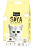 Kit Cat Soya Clump Cat Litter 7L (Original) | Perromart Online Pet Store Singapore