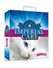 Imperial Care Premium Clumping Cat Litter Baby Powder ( 6L ) | Perromart Online Pet Store Singapore