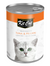 Kit Cat Atlantic Tuna with Prawn Canned Cat Food 400g