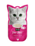 Kit Cat Purr Puree Plus+(Chicken & Cranberry) | Perromart Online Pet Store Singapore