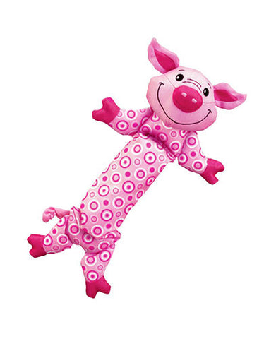 Kong Stretchezz Pig - Large Dog Toy | Perromart Online Pet Store Singapore