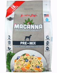 Grandma Lucys Macanna Freeze Dried Food Pre-Mix | Perromart Online Pet Store Singapore