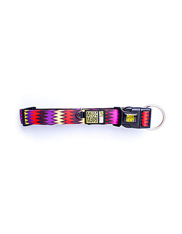 Max & Molly Latte Dog Collar | Perromart Online Pet Store Singapore