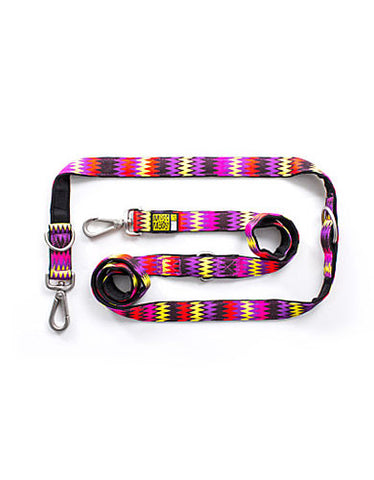 Max & Molly Latte Dog Multifunction Leash | Perromart Online Pet Store Singapore