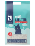NAMA Soya Original Clumping Cat Litter 7L
