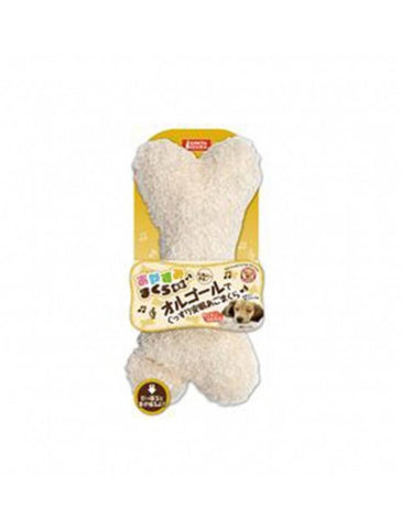 Marukan Music Box Pillow for Pets Bone Shape | Perromart Online Pet Store Singapore