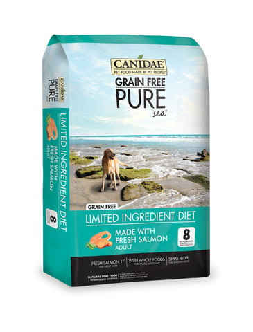 Canidae Grain Free Pure Sea Dry Dog Formula | Perromart Online Pet Store Singapore