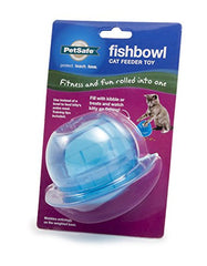 PetSafe Fishbowl Food Dispensing Cat Toy | Perromart Online Pet Store Singapore