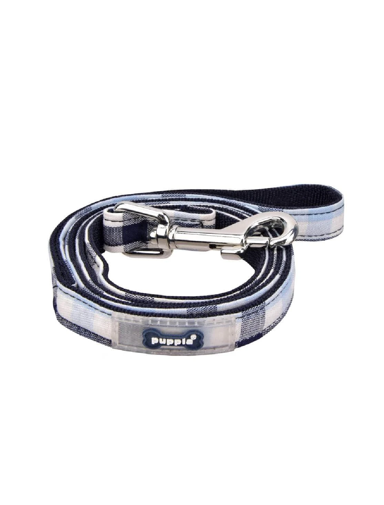Puppia Navy Neil Lead for Dogs (2 Sizes) | Perromart Online Pet Store Singapore
