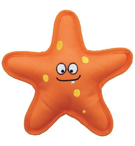 Kong Belly Flops Starfish dog toy - Perromart Singapore