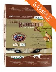 Addiction Grain Free Wild Kangaroo & Apples Dry Dog Food Sample