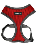 Puppia Wine Soft Harness for Dogs (4 Sizes)