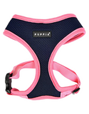 Puppia Navy Soft Harness for Dogs (4 Sizes)