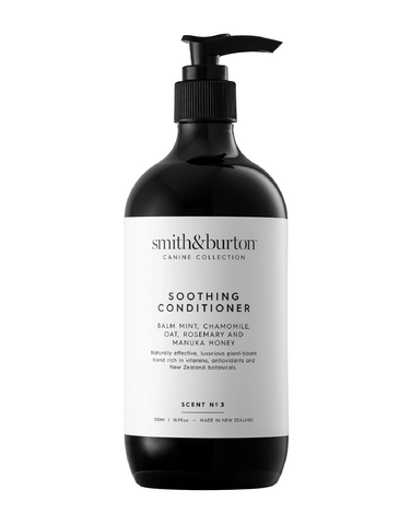 Smith & Burton Soothing Conditioner for Dogs (2 Sizes) | Perromart Online Pet Store Singapore