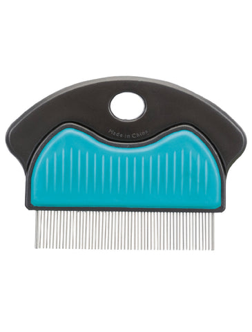 Trixie Flea and Dust Comb Metal for Dogs 7 cm | Perromart Online Pet Store Singapore