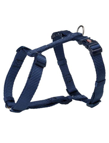Trixie Premium H-harness for Dogs - Indigo (4 Sizes) | Perromart Online Pet Store Singapore