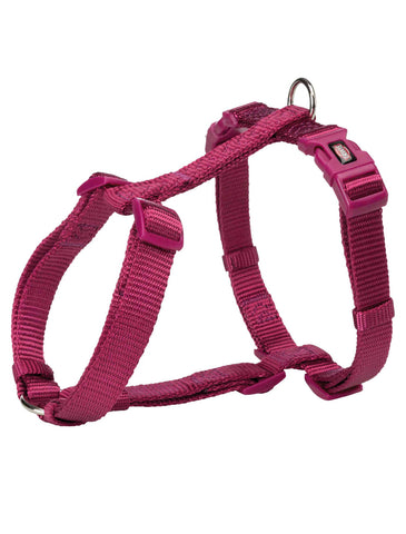 Trixie Premium H-harness for Dogs - Orchid (4 Sizes) | Perromart Online Pet Store Singapore