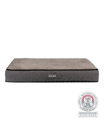 Trixie Vital Comfort Mattress Bendson Light Grey For Dogs (2 Sizes) | Perromart Online Pet Store Singapore