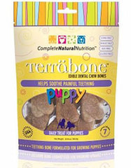 Complete Natural Nutrition Terrabone Puppy treat | Perromart Singapore