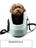 Paw Made Essentials Single-Shoulder Pet Bag in Mint | Perromart Online Pet Store Singapore