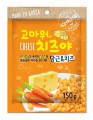 Chewrous Thanks Cheese Carrot Ball 150g