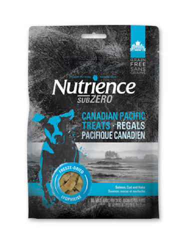 Nutrience Subzero Freeze Dried Dog Treats (Canadian Pacific) 70g