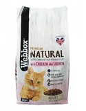 Weebox Chicken & Salmon Adult Cat Dry Food | Perromart Online Pet Store
