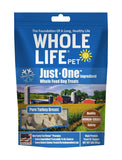 Whole Life Just One Ingredient Pure Turkey Breast Treat for Dogs