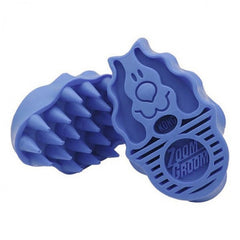Kong ZoomGroom Boysenberry Comb (Small & Regular) - Perromart