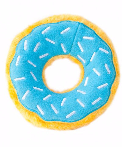 ZippyPaws Donutz Dog Toy Blue