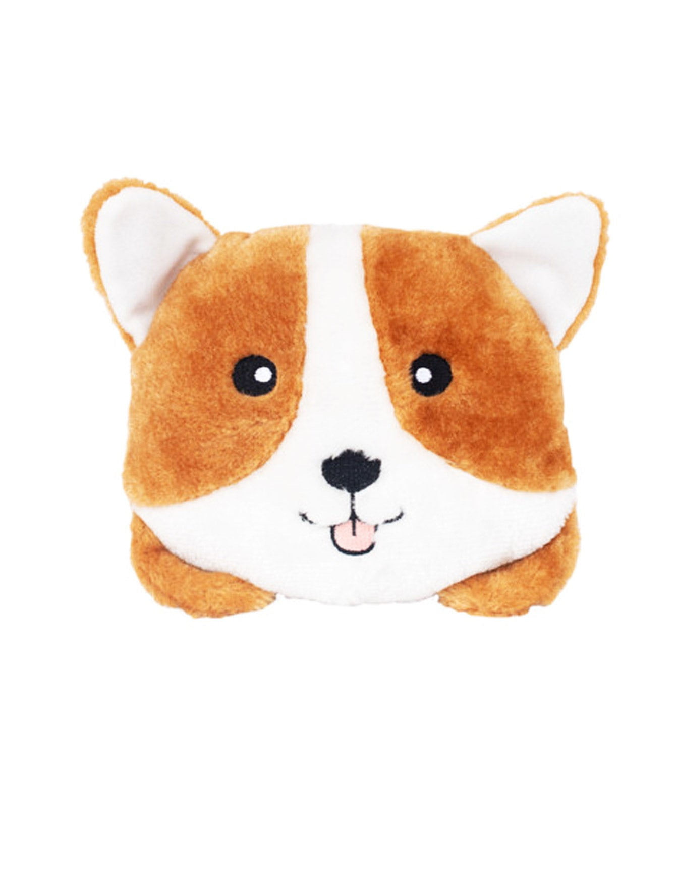 Zippypaws Corgi Bun Dog Toy | Perromart Online Pet Store Singapore