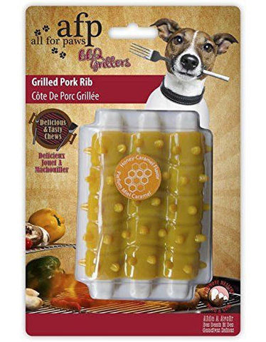 Afp Grilled Pork Rib Chews Honey Caramel | Perromart Online Pet Store Singapore