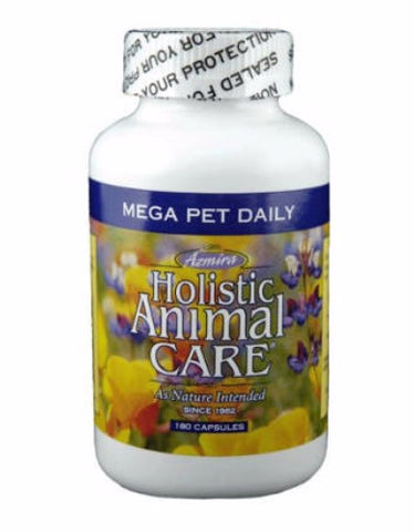 Azmira Mega Pet Daily Supplement for Dogs & Cats | Perromart Online Pet Store Singapore