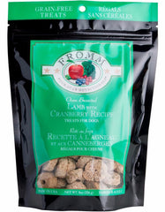 Fromm Lamb With Cranberry Dog Treats 8oz | Perromart Online Pet Store Singapore