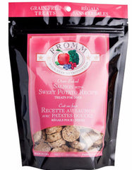 Fromm Salmon With Sweet Potato Dog Treats 8oz | Perromart Online Pet Store Singapore