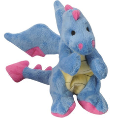 goDog Periwinkle Dragon with Chew Guard Technology (Small/Large)