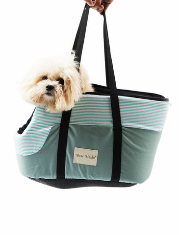 Paw Made Essentials Single-shoulder Pet Bag in Mint