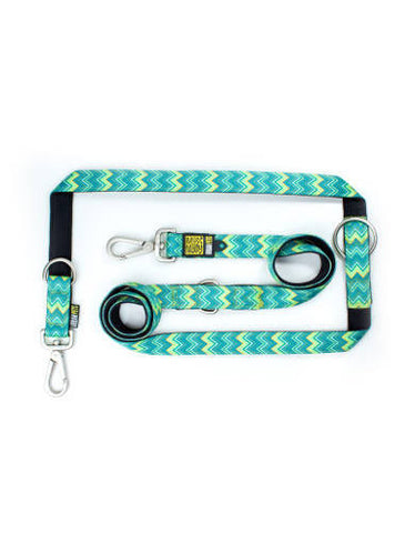Max & Molly Vintage Multi-Function Leash | Perromart Online Pet Store Singapore