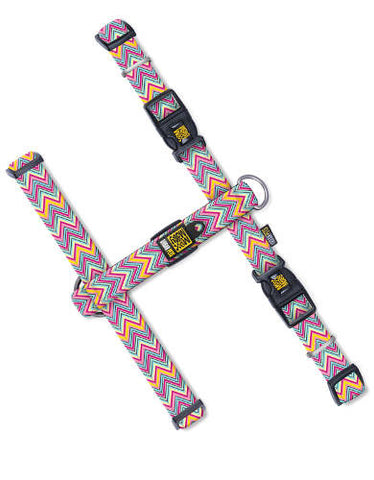 Max & Molly Vintage Pink Dog Harness | Perromart Online Pet Store Singapore