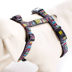 Max & Molly Barcode Harness | Perromart