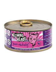 Meowing Heads Purr-Nickety 100g | Perromart Online Pet Store Singapore