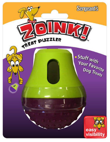 Zoink! Rubber Treat Puzzler | Perromart Online Pet Store Singapore