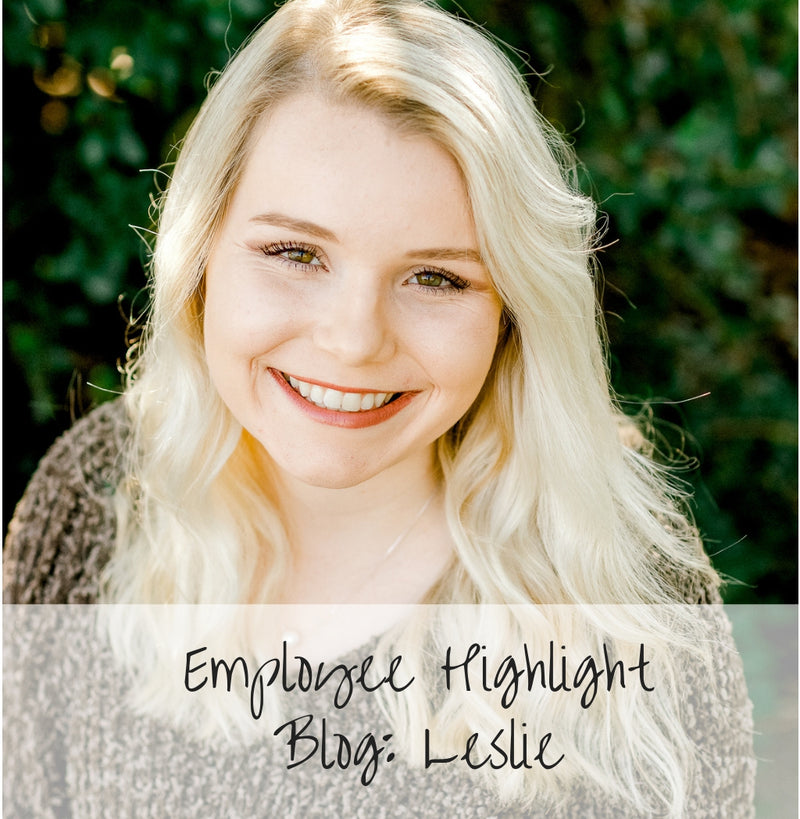Employee Highlight Blog: Leslie