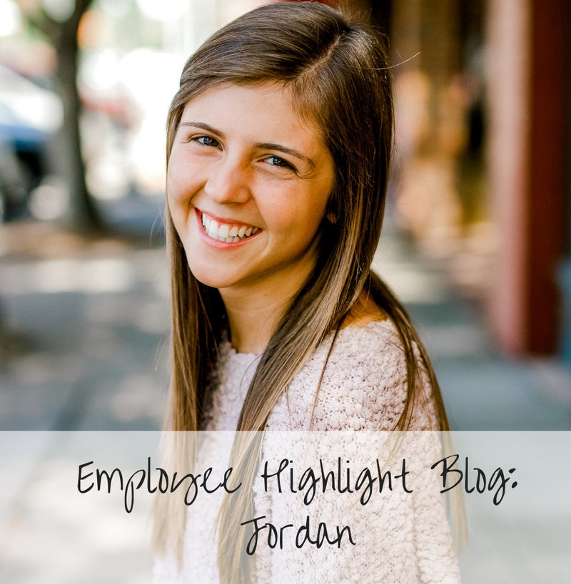 Employee Highlight: Jordan